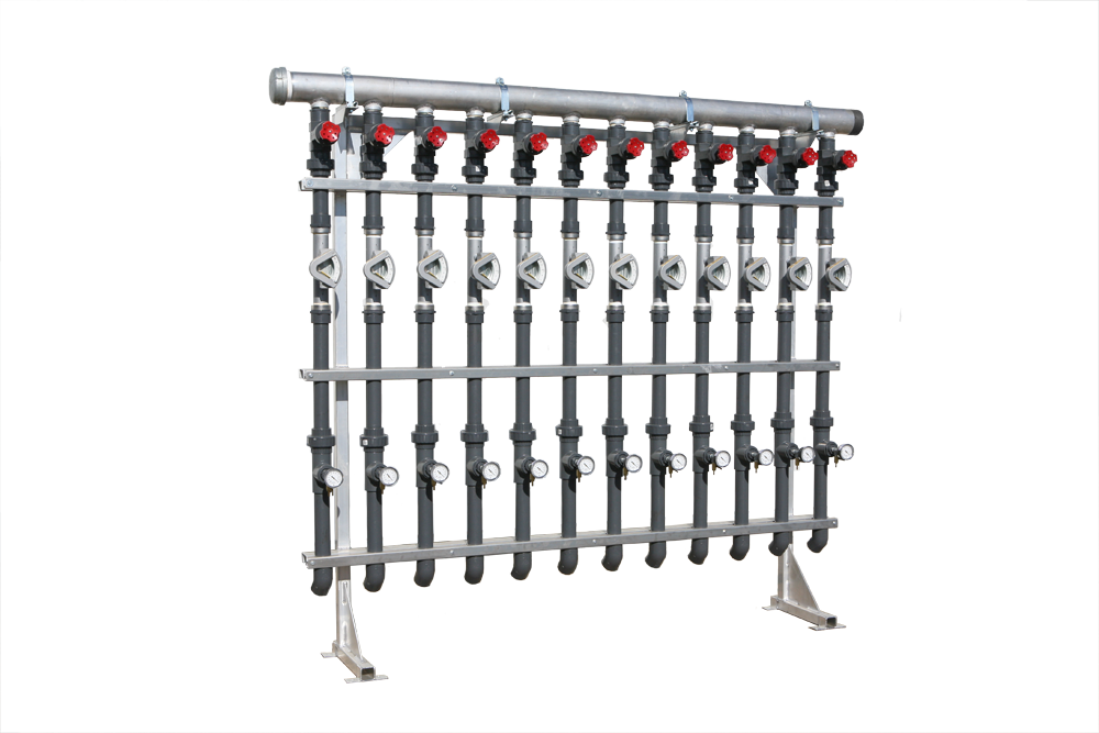 Manifolds esd waste water
