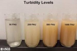 turbidity-levels